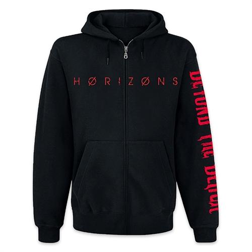Beyond the Black - Horizons, Zipper