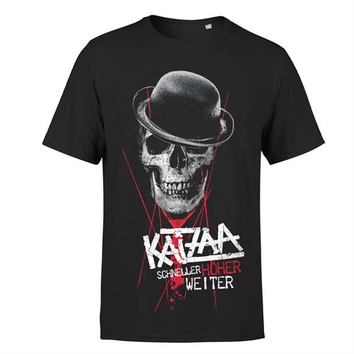 Kaizaa - Schneller-Höher-Weiter, T-Shirt