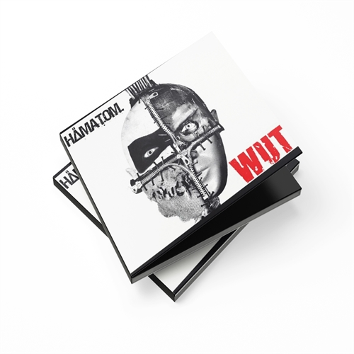Hämatom - WUT, CD
