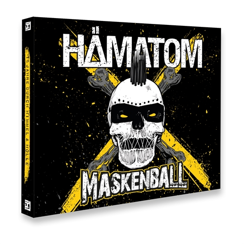 Hämatom - Maskenball, CD
