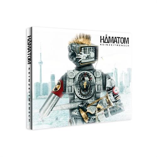 Hämatom - Keinzeitmensch, CD