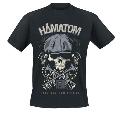 Hämatom - Tanz auf dem Vulkan, T-Shirt
