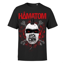 Hämatom - #FCKCRN, T-Shirt