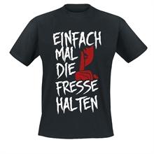 Anti-Alles - Einfach mal ... , T-Shirt