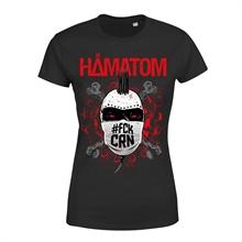 Hämatom - #FCKCRN, Girl Shirt