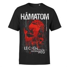 Hämatom - Leichen pflastern unseren Weg, T-Shirt, T-Shirt