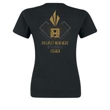 Hämatom - Berlin Album Shirt,  Girl T-Shirt